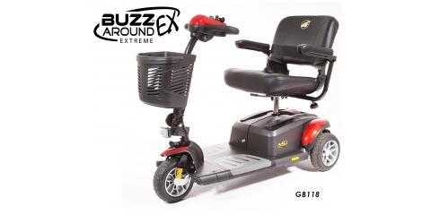 New Hybrid Scooter Available At Lincoln Mobility, Lincoln, Nebraska