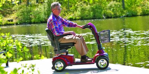 Which Type of Mobility Scooter Is Right for You? , Lincoln, Nebraska