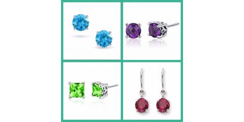 5 Stylish Jewelry Ideas for Your Birthstone, Nyack, New York