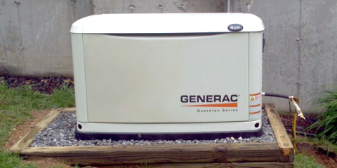 Why You Need a Backup Generator From Willington's Electrical Experts, Willington, Connecticut