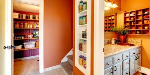 4 Built-In Storage Ideas From Your Local General Contractor, Rainy Lake, Minnesota
