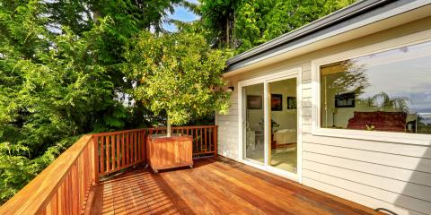 4 Signs Your Deck Needs Replaced, New Haven, Missouri