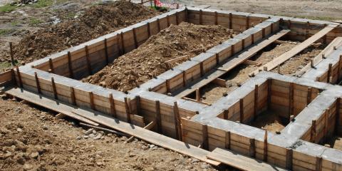 4 Types of Building Foundations, Rainy Lake, Minnesota