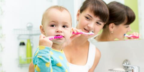 General Dentist Reveals How a Mother's Habits Affect Their Children's Long-Term Oral Health, Perinton, New York