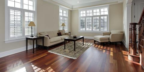 Top 3 Hardwood Flooring Trends for 2018, Webster, New York