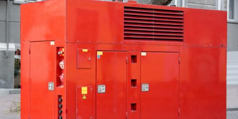 Generators & Batteries: What's the Difference?, Anchorage, Alaska