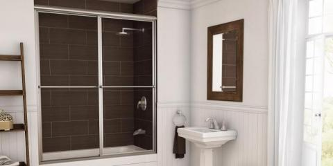 Which Shower Glass Doors Should I Buy for My Bathroom?, Greece, New York