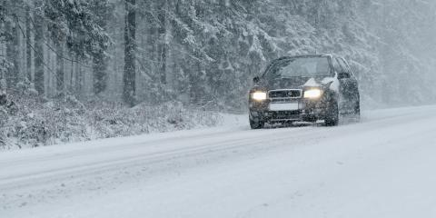 4 Ways to Drive Safely in the Winter, Geneseo, New York