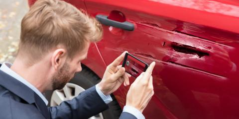 5 Steps to Take After a Car Accident, Geneseo, New York