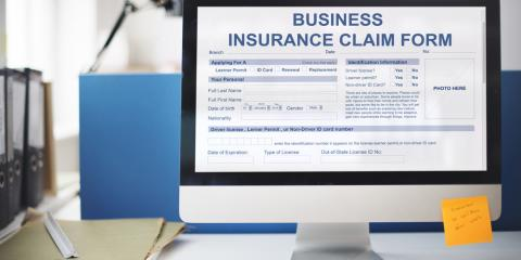 3 Ways to Keep From a Commercial Property Insurance Claim Holdup, Geneseo, New York