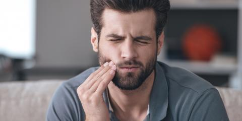 3 Dental Care Reasons for Tooth Pain, Geneva, New York