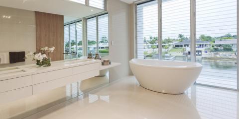 Install Waterproof Bathroom Flooring