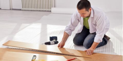 Choose Laminate or Vinyl Plank Flooring
