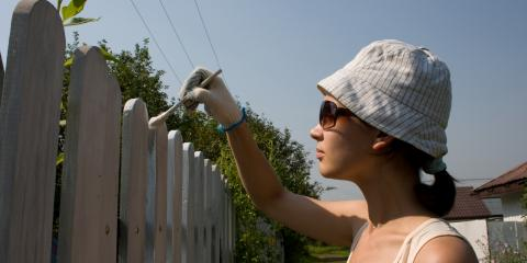 3 Tips for Choosing the Right Fence Color , Statesboro, Georgia