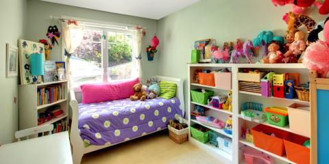 3 Tips for Decorating Kids' Bedrooms, Lilburn, Georgia