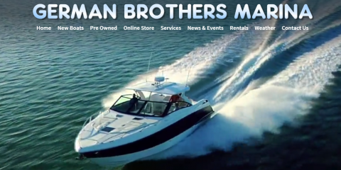German Brothers Marina Inc., Boat Dealers, Services, Canandaigua, New York