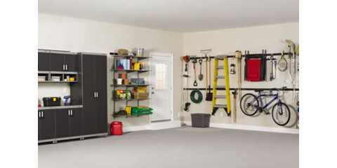 3 Tricks for Maximizing Your Garage Storage Space , Rochester, New York
