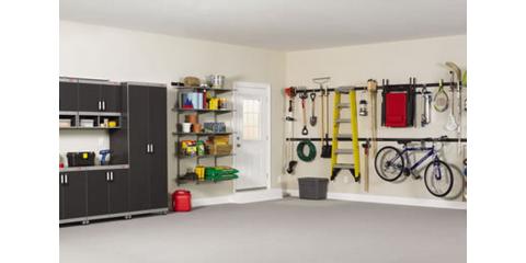 3 tricks for maximizing your garage storage space get for Maximize garage storage