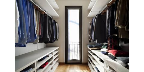 Get Organized, Closet Organization, Services, Rochester, New York