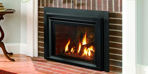 How to Choose Between Gas and Wood Fireplace, Penfield, New York