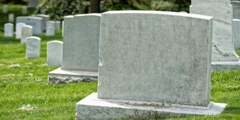 3 Styles of Grave Markers to Consider for Your Loved One, Perry, New York