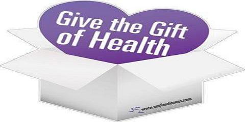 Give the Gift of Health, Castle Rock, Colorado