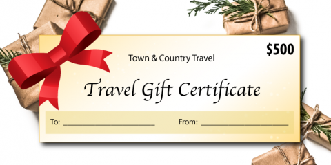 Give the Gift of Travel, Pittsford, New York