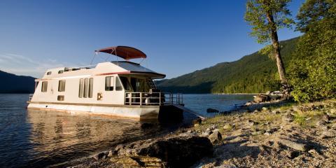 3 Ways House Boating Can Improve Your Health, Key Center, Washington