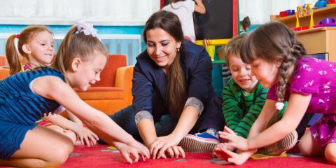How Do Preschool & Pre-K Differ?, Gilbert, Arizona