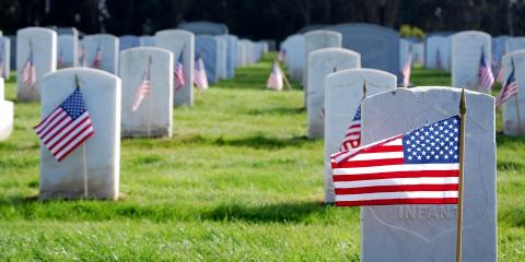 Gill Brothers Funeral & Cremation Services Honors a Great Sacrifice in Recognition of Memorial Day, Bloomington, Minnesota
