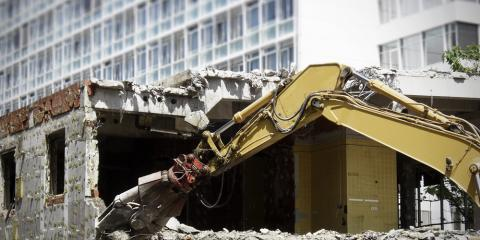 What to Expect From a Building Demolition Project, Chillicothe, Ohio