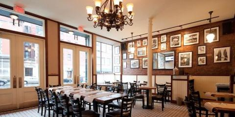 Girello Brings Chic Italian Cuisine Rustic Ambiance To Tribeca Manhattan New York