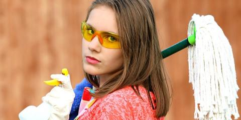 How to Choose the Right Mop for Your Cleaning Needs, Concord, North Carolina