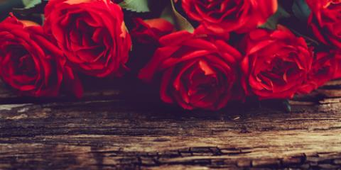 Local Florist Explains Why Roses Are a Valentine's Tradition, Coram, Montana