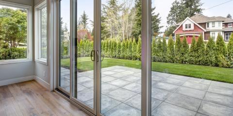Top 3 Hacks for Cleaning Glass Sliding Doors, Kalispell, Montana