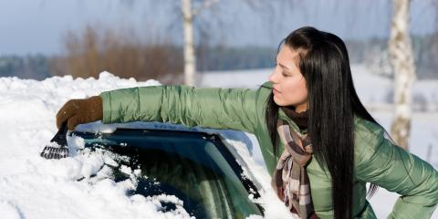 Does Cold Weather Worsen a Cracked Windshield?, Middletown, New York