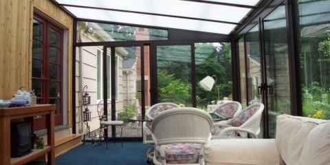 3 Ways a Glass Roof Sunroom Will Beautify Your Home, East Rochester, New York