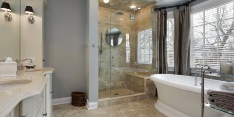 Merveilleux 3 Ways To Make Your Glass Shower Doors More Private, Rochester, New York