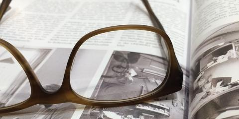 Do Glasses Weaken Eyesight?, Cincinnati, Ohio