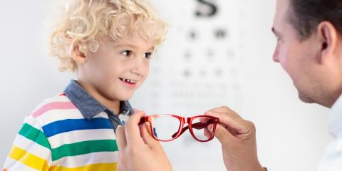 3 Tips for Getting Your Child to Wear Their Glasses, Anchorage, Alaska