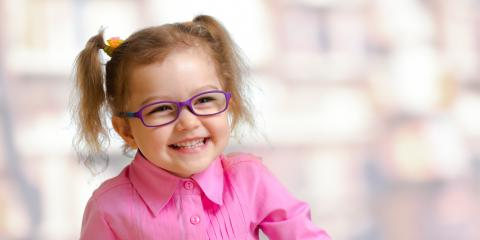 Children & Glasses: How to Help Kids Enjoy the Eyewear Experience, Cincinnati, Ohio
