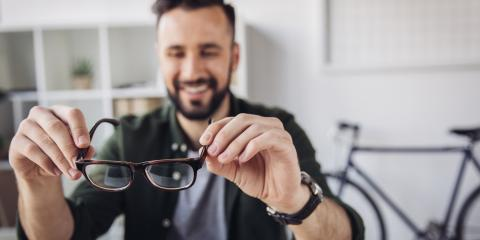 3 Steps to Choosing the Perfect Glasses Frames, Fort Smith, Arkansas
