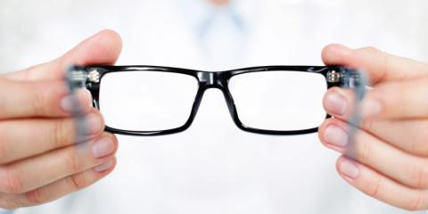 4 Signs You Need Glasses, Honolulu, Hawaii