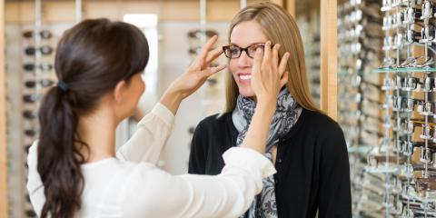 How to Pick Glasses Based on Your Face Shape, Manhattan, New York