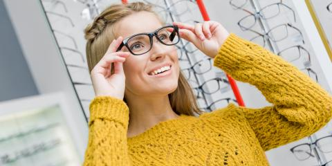 5 Signs You Need New Prescription Glasses, Brunswick, Ohio