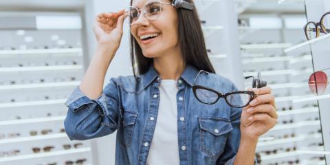 3 Tips for Buying Glasses, Brunswick, Ohio