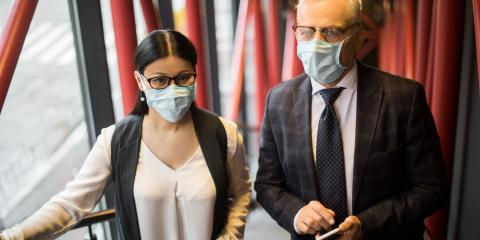5 Ways to Prevent Foggy Glasses While Wearing a Mask , Elyria, Ohio