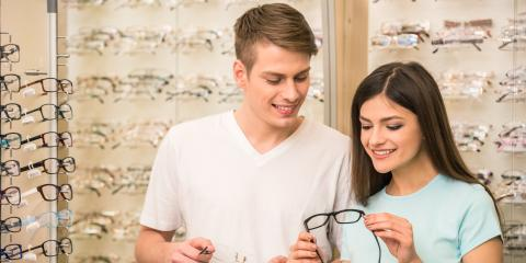 Should You Choose Glasses or Contacts?, Dayton, Ohio