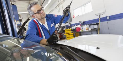 Windshield Repair Pros Explain How Wiper Blades Can Damage Your Glass, Cincinnati, Ohio