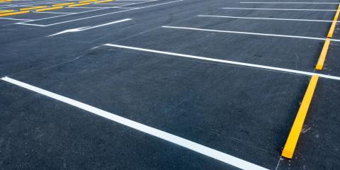 Do's & Don'ts of Parking Lot Maintenance, Glastonbury, Connecticut